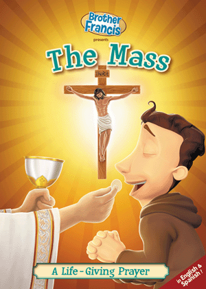 Brother Francis - The Mass DVD: A Life-Giving Prayer DVD