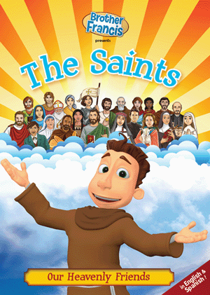 Brother Francis - The Saints: Our Heavenly Friends DVD