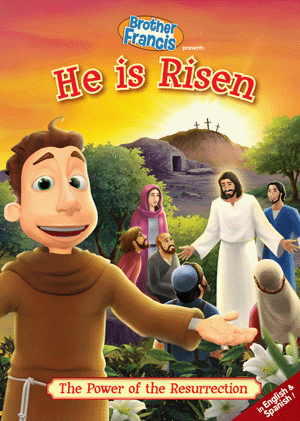 Brother Francis - He is Risen: The Power of the Resurrection DVD