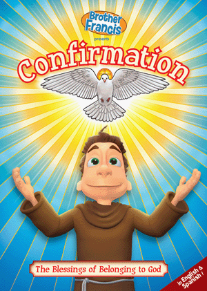 Brother Francis - Confirmation: The Blessings of Belonging to God DVD