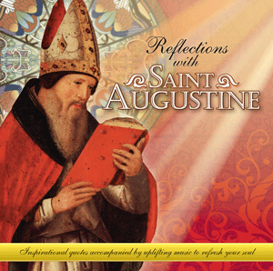 Audio CD - Reflections with St. Augustine