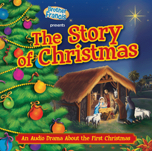 The Story of Christmas Audio CD