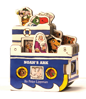 Mini House: Noah's Ark