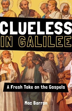 Clueless in Galilee: A Fresh Take on the Gospels