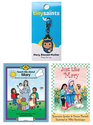 Children's Mary Bundle