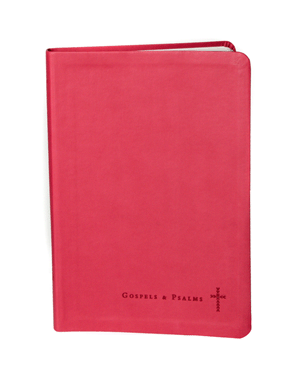 Journaling Through the Gospels and Psalms, Catholic Edition: Rose Colored Cover