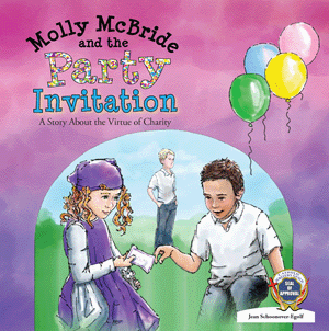 Molly McBride and the Party Invitation